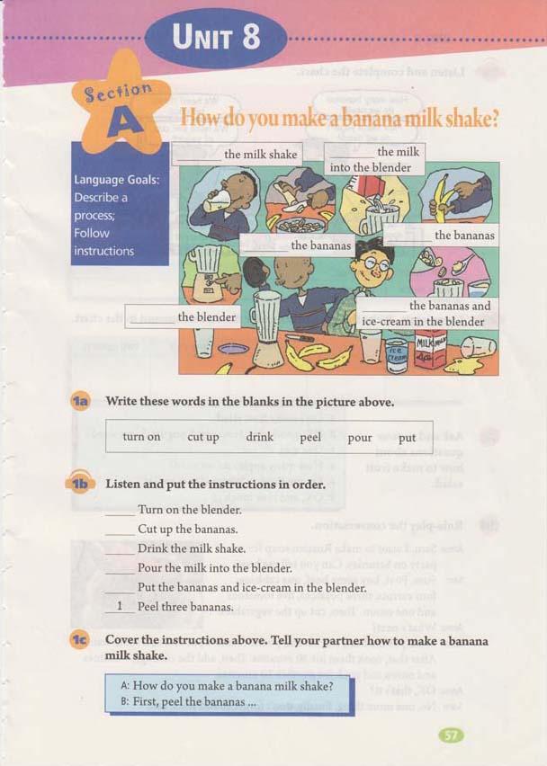 人教版八年级上册英语Uni8电子书