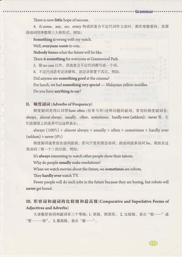 人教版八年级上册英语grammar电子书(2)