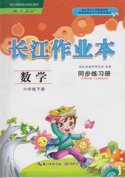 人教版六年级下册数学长江作业本答案