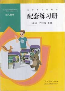 人教版六年级上册英语配套练习册答案