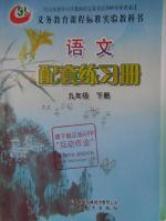 2016年配套练习册九年级语文下册鲁教版