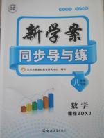新学案同步导与练八年级数学下册湘教版