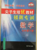 尖子生培优教材错题专训七年级数学下册
