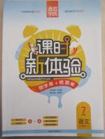通城学典课时新体验七年级语文下册江苏版