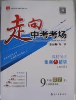 2015年走向中考考场九年级数学上册湘教版