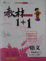 苏教版九年级上册语文教材1加1答案