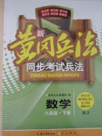 新黄冈兵法同步考试兵法八年级数学下册人教版