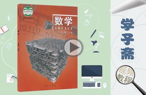北京课改版八下数学基础班教程