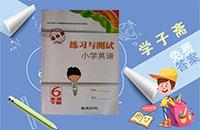 译林版六年级下册英语练习与测试答案