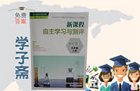 人教版九年级上册化学新课程自主学习与测评答案