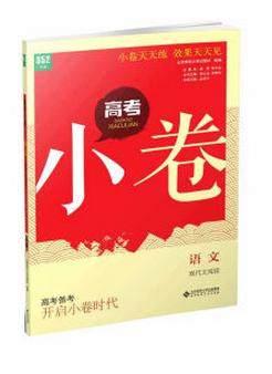 正版现货 2016高考小卷语文现代文阅读 高考 语文 现代文 布克图书专营推荐畅销书籍