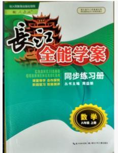 人教版八年级上册数学长江全能学案答案