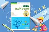 人教版九年级下册数学新课程自主学习与测评答案