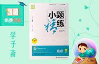 沪粤版八年级下册物理通城学典小题精练答案