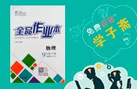 沪粤版九年级下册物理全品作业本答案