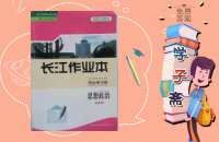2015年长江作业本同步练习册高中思想政治必修2人教版答案