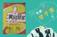 黄冈冠军课课练六年级语文下册人教版答案