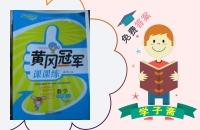 2016年黄冈冠军课课练六年级数学下册北京课改版答案